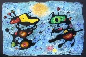Cosmic Dance by Pali X Mano