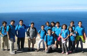 Island Trip- AdelanteSB Charter 2012 182