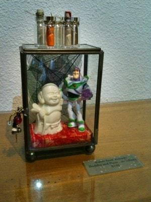 buddha and buzz