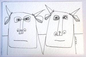 bulls by brad nack