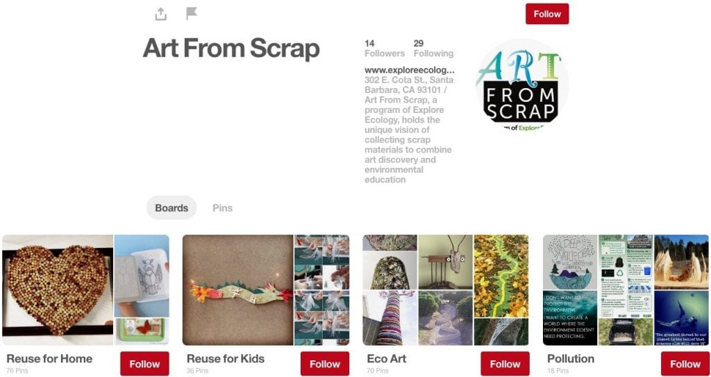 Art from scrap explore ecology check out our pinterest page malvernweather Image collections